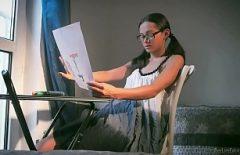 أفلام Xxl مجانية مع فتاة طالبة استمناء وتريد أن تلعق ثديها الكبير