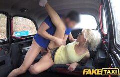 فيلم Xxx مع شقراء الذهاب مجانا بسيارة أجرة
